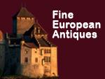 Fine Antiques European